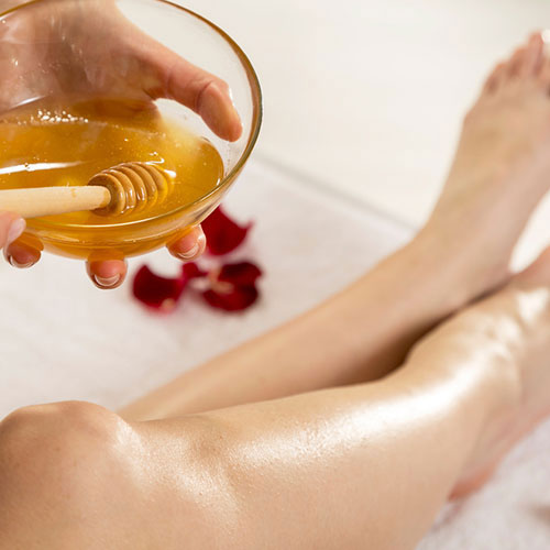 Waxing hair removal Boca raton